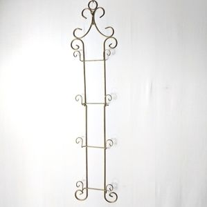Hanging Wall Plate Holder
